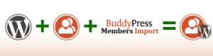 BuddyPress Members Import BuddyPress Members Export