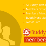 BuddyPress Members Export
